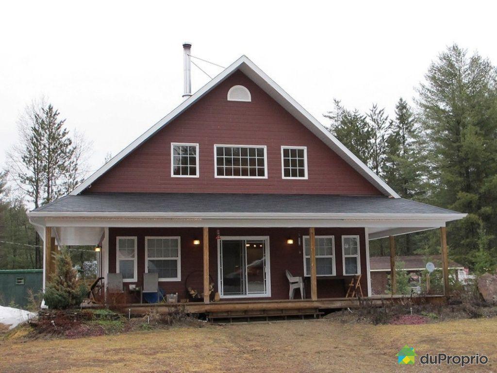 Maison vendu val des bois immobilier qu bec duproprio for Achat de maison quebec