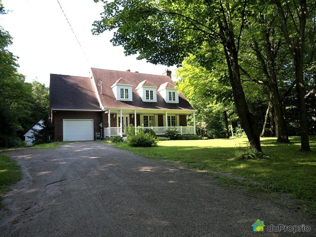 Maison vendre val des monts 32 chemin napol on marenger immobilier qu bec duproprio 445980 - Maisons canadiennes ...