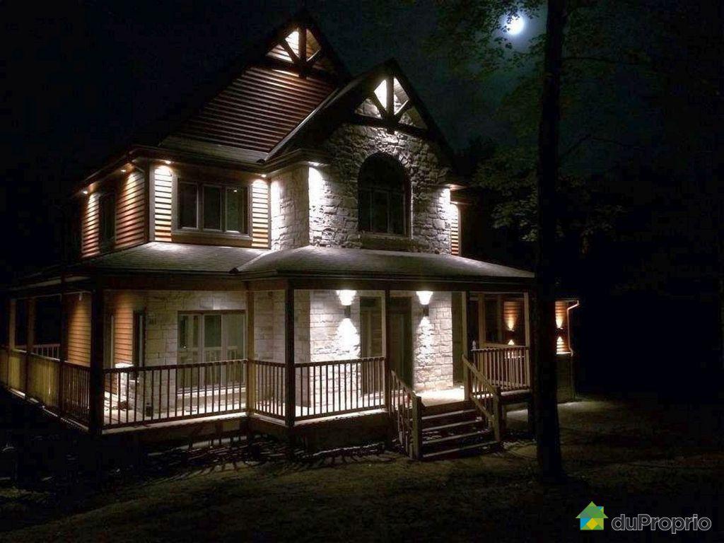 clairage faade maison cheap eclairage noel exterieur. Black Bedroom Furniture Sets. Home Design Ideas