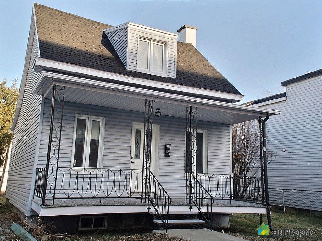 maison vendu vanier immobilier qu 233 bec duproprio 568291