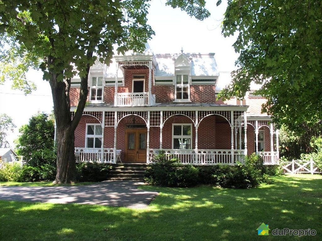 Maison vendu vercheres immobilier qu bec duproprio 441703 for Acheter maison montreal canada