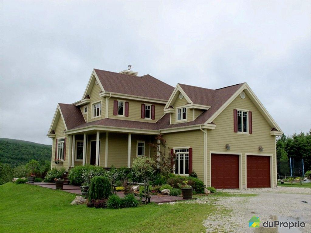 Maison vendu victoriaville immobilier qu bec duproprio for Achat maison montreal canada