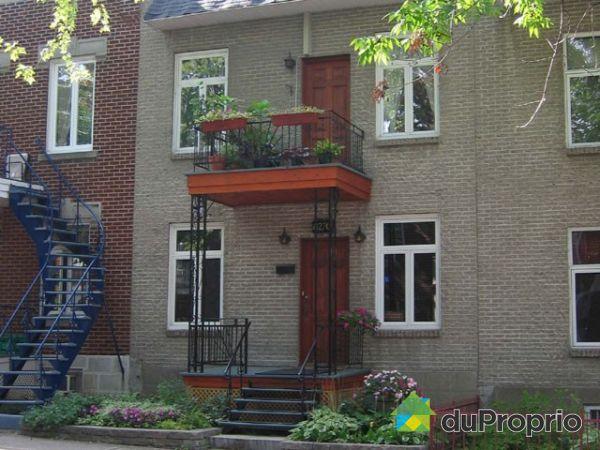 Maison vendu montr al immobilier qu bec duproprio 226801 for Extension maison quebec
