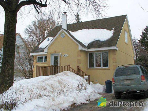 Maison vendu montr al immobilier qu bec duproprio 116540 for Extension maison quebec