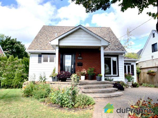 Maison vendre montr al 7131 21e avenue immobilier for Extension maison quebec