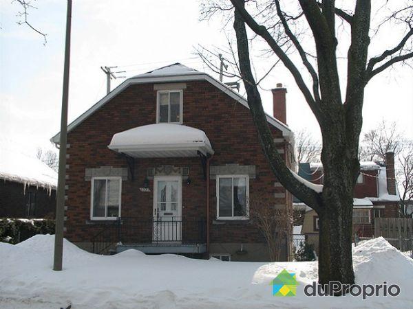 Maison vendu montr al immobilier qu bec duproprio 235113 for Extension maison quebec