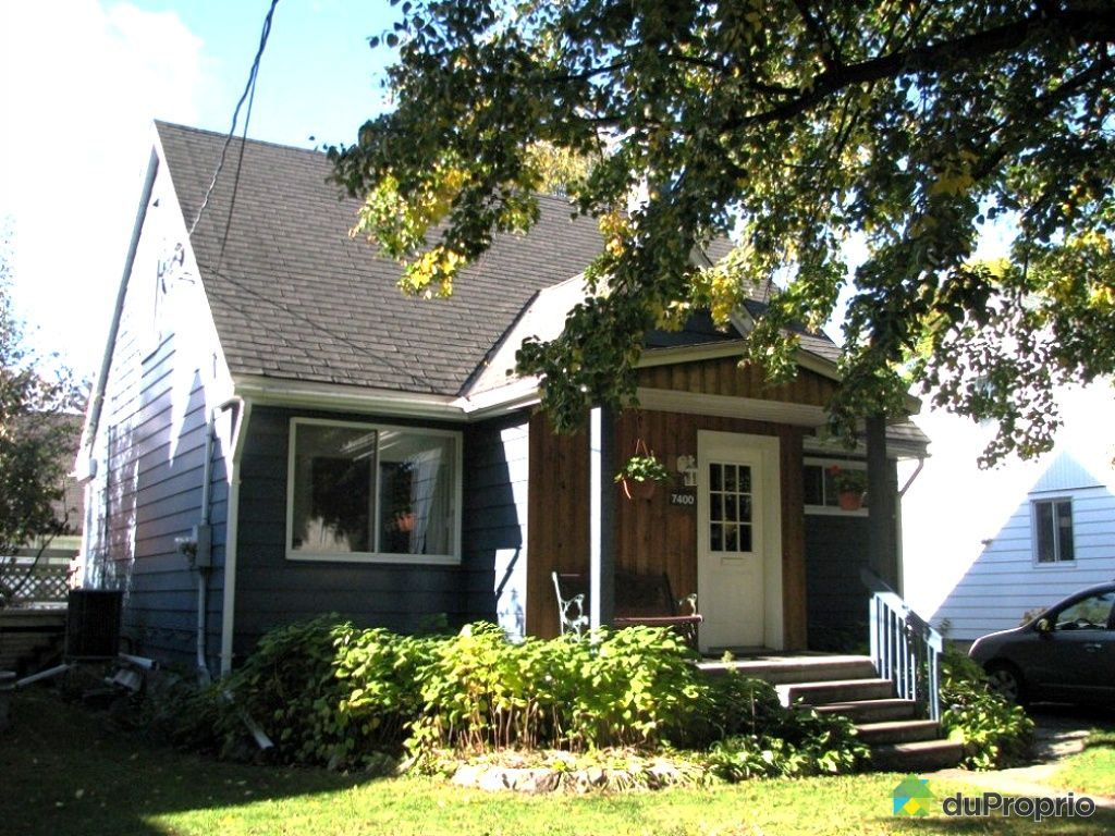 Maison vendu montr al immobilier qu bec duproprio 358192 for Extension maison quebec