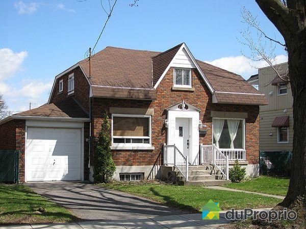 Maison vendu montr al immobilier qu bec duproprio 178104 for Extension maison quebec