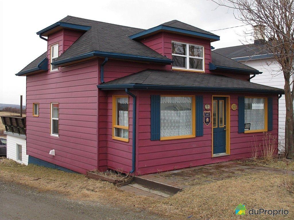 Maison vendre buckland 4201 rue principale immobilier for Acheter une maison en campagne