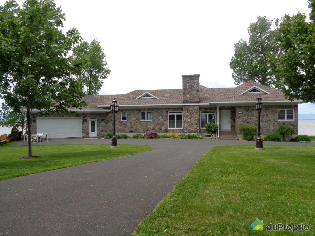 Maison vendre cap st ignace 1141 rue des pionniers est immobilier qu bec - Combien coute une facade de maison ...