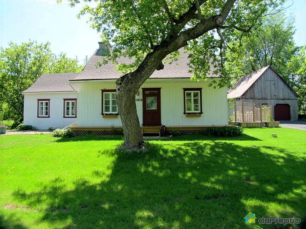Maison de campagne vendre mont r gie for Acheter une maison de campagne