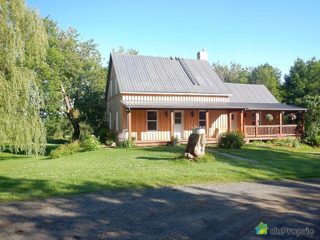 Maison vendu danville immobilier qu bec duproprio 638250 - Vendre direct maison ...