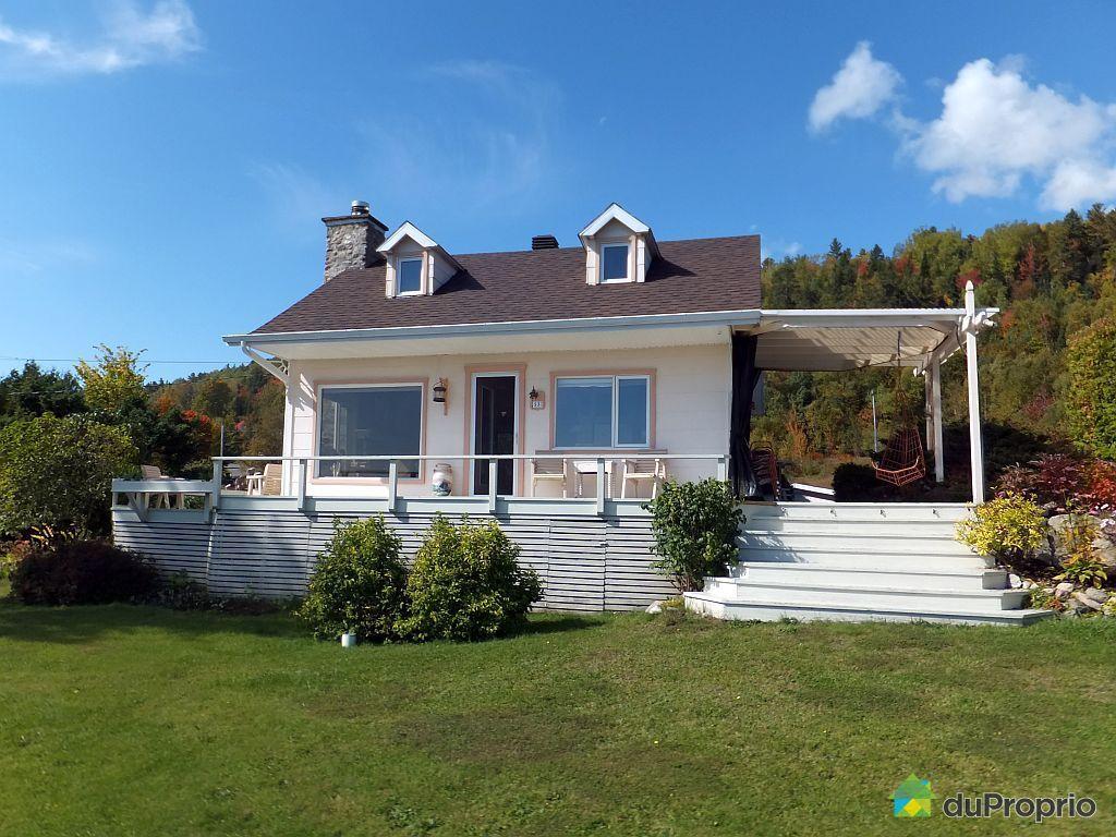 Maison Vendre Les Boulements 53 Rang Cap Aux Oies Immobilier Qu Bec Duproprio 101164