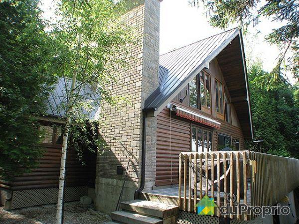 Lac bowker a vendre proprietes etangs a for Maison moderne orford
