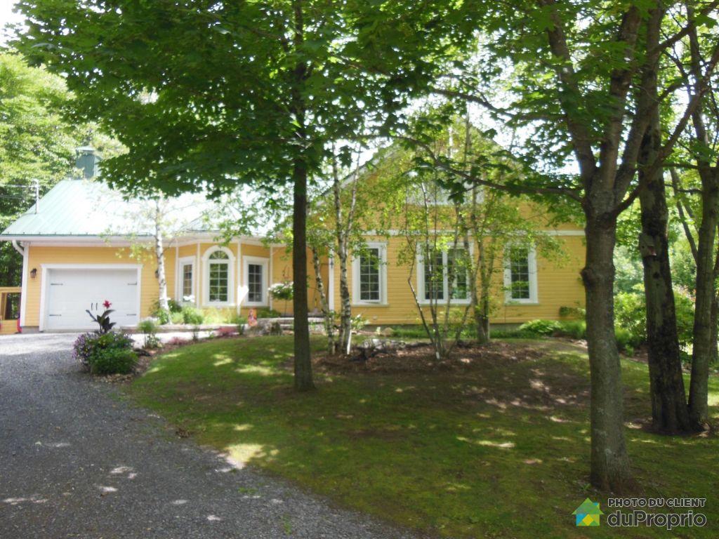 Maison vendre st blaise sur richelieu 1480 rue des - Maison de campagne rustique landes campagne ...