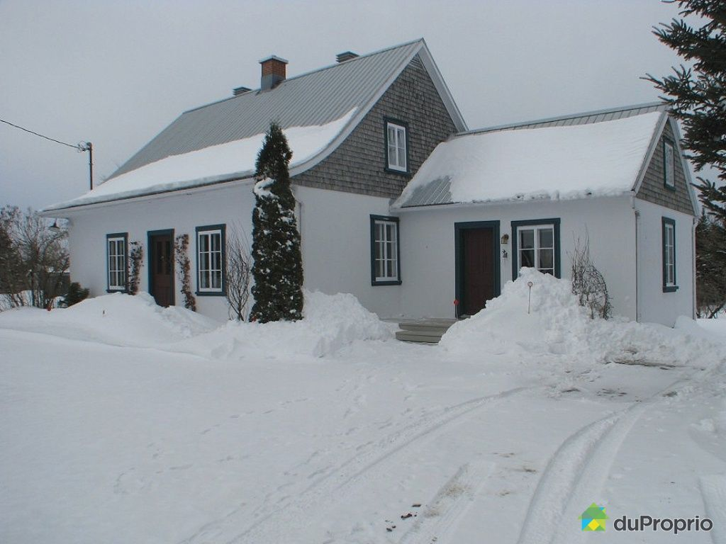 Maison vendu st henri de l vis immobilier qu bec for Acheter une maison au quebec