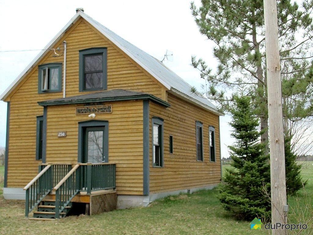 Maison vendu st joseph de ham sud immobilier qu bec duproprio 389459 - Neuvaine st joseph pour vendre sa maison ...