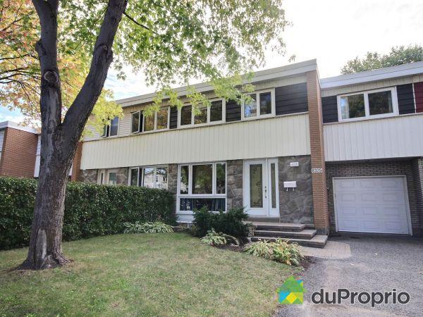Maison vendre montr al 8325 avenue de talcy immobilier - Piscine interieure anjou montreal lille ...
