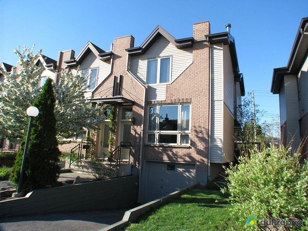 Maison vendu montr al immobilier qu bec duproprio 258396 for Acheter maison montreal quebec