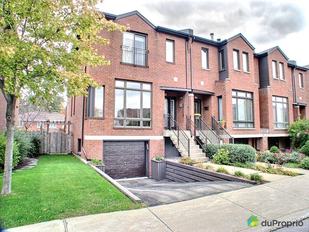 Maison vendu montr al immobilier qu bec duproprio 289235 - Piscine interieure anjou montreal lille ...