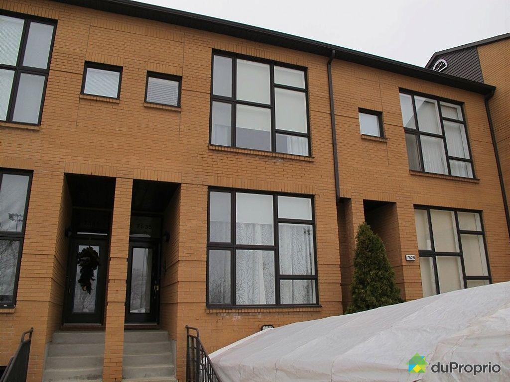 Maison vendu montr al immobilier qu bec duproprio 300251 - Piscine interieure anjou montreal lille ...