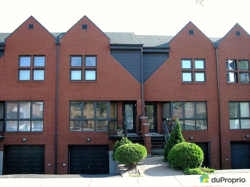 Maison vendu montr al immobilier qu bec duproprio 338652 - Piscine interieure anjou montreal lille ...