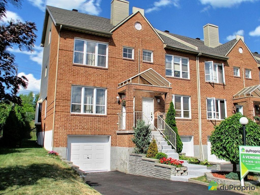 Maison vendu montr al immobilier qu bec duproprio 329563 - Piscine interieure anjou montreal lille ...