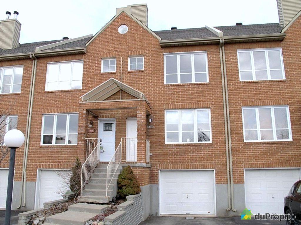 Maison vendu montr al immobilier qu bec duproprio 411267 - Piscine interieure anjou montreal lille ...