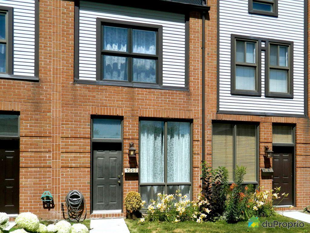 Maison vendre montr al 7205 impasse de l 39 eau vive - Piscine interieure anjou montreal lille ...