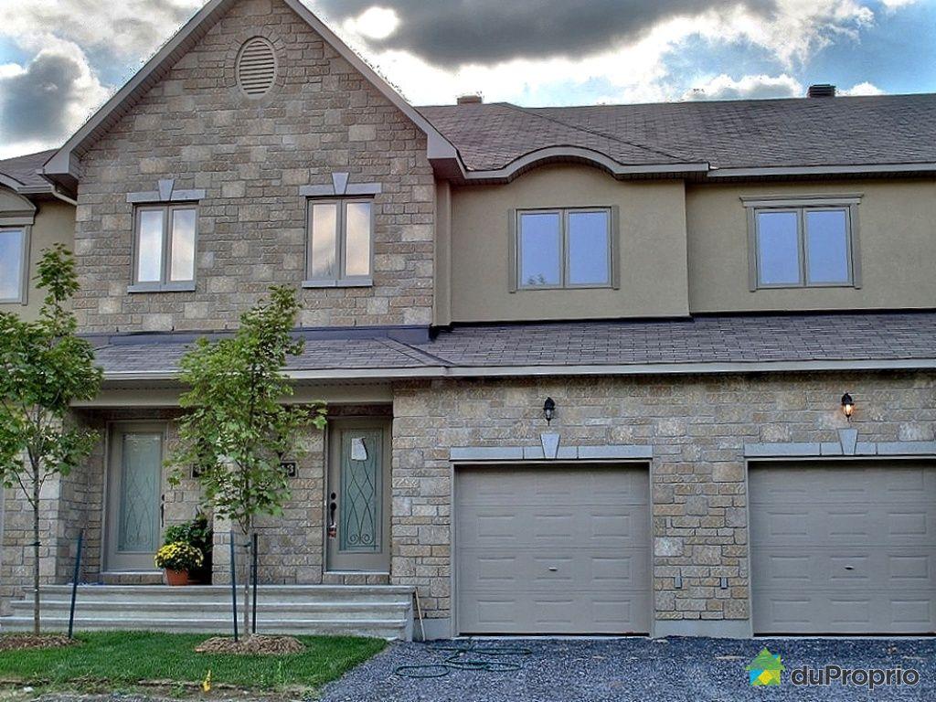 Maison neuve vendu aylmer immobilier qu bec duproprio 479361 - Combien coute une facade de maison ...