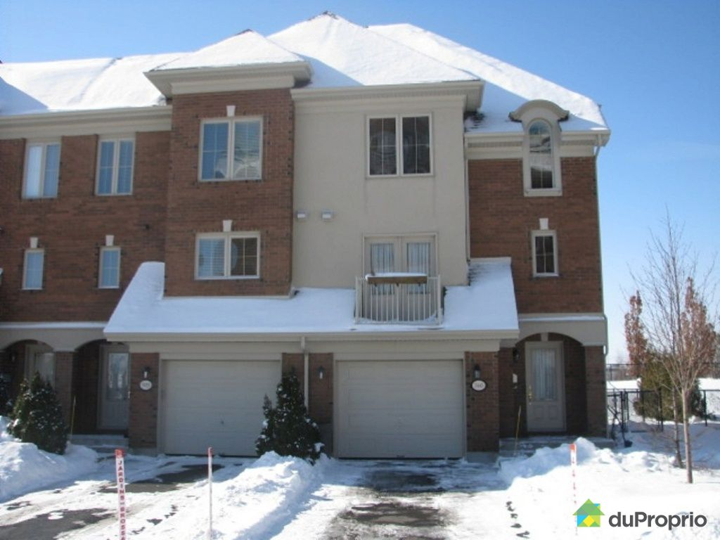 Maison vendu brossard immobilier qu bec duproprio 314408 for Brossard piscine