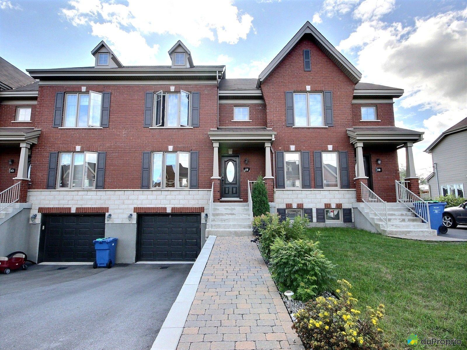 Maison vendu candiac immobilier qu bec duproprio 543583 for Maison moderne a vendre candiac