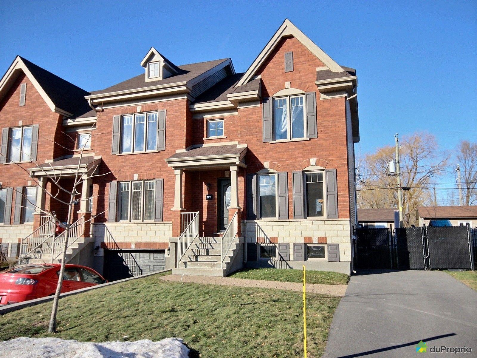 Maison vendu candiac immobilier qu bec duproprio 572033 for Maison moderne a vendre candiac