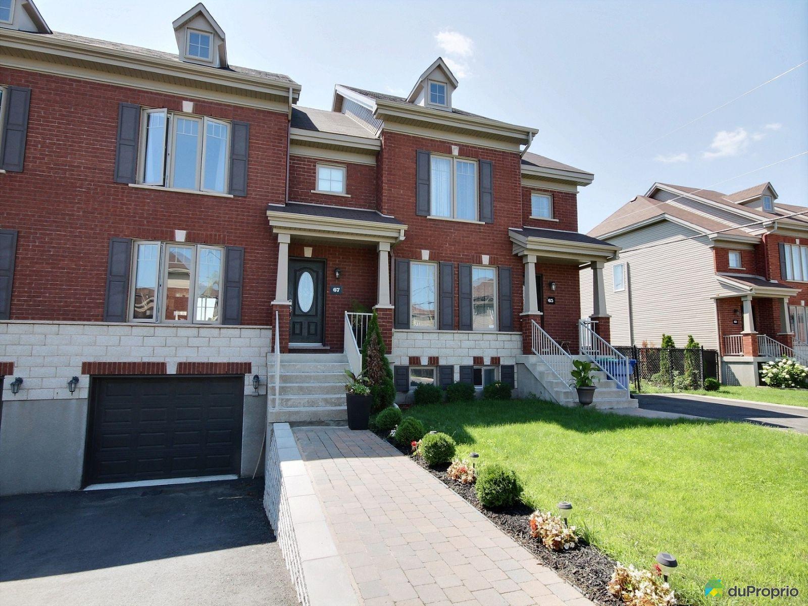 Maison vendre candiac 67 rue flaubert immobilier qu bec duproprio 714643 for Maison moderne a vendre candiac