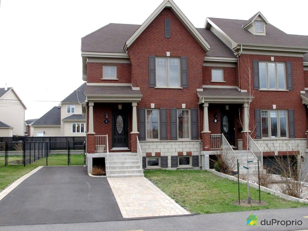 Maison vendu candiac immobilier qu bec duproprio 252732 for Maison moderne a vendre candiac