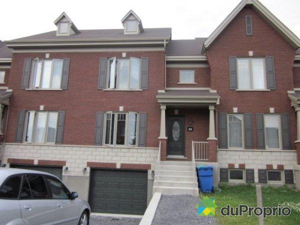 Maison Vendu Candiac Immobilier Qu Bec Duproprio 226066