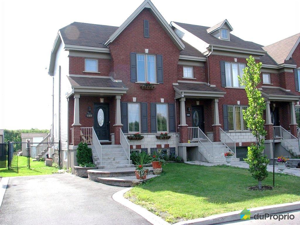 Maison vendu candiac immobilier qu bec duproprio 267264 for Maison moderne a vendre candiac