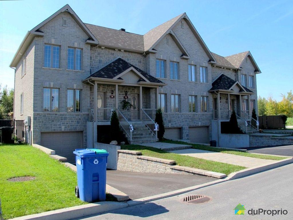 Maison vendu candiac immobilier qu bec duproprio 281006 for Maison moderne a vendre candiac