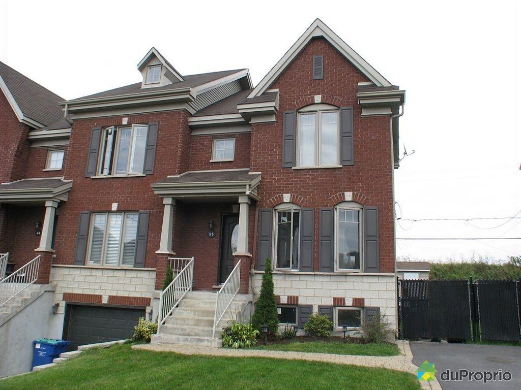 Maison vendu candiac immobilier qu bec duproprio 285138 for Maison moderne a vendre candiac