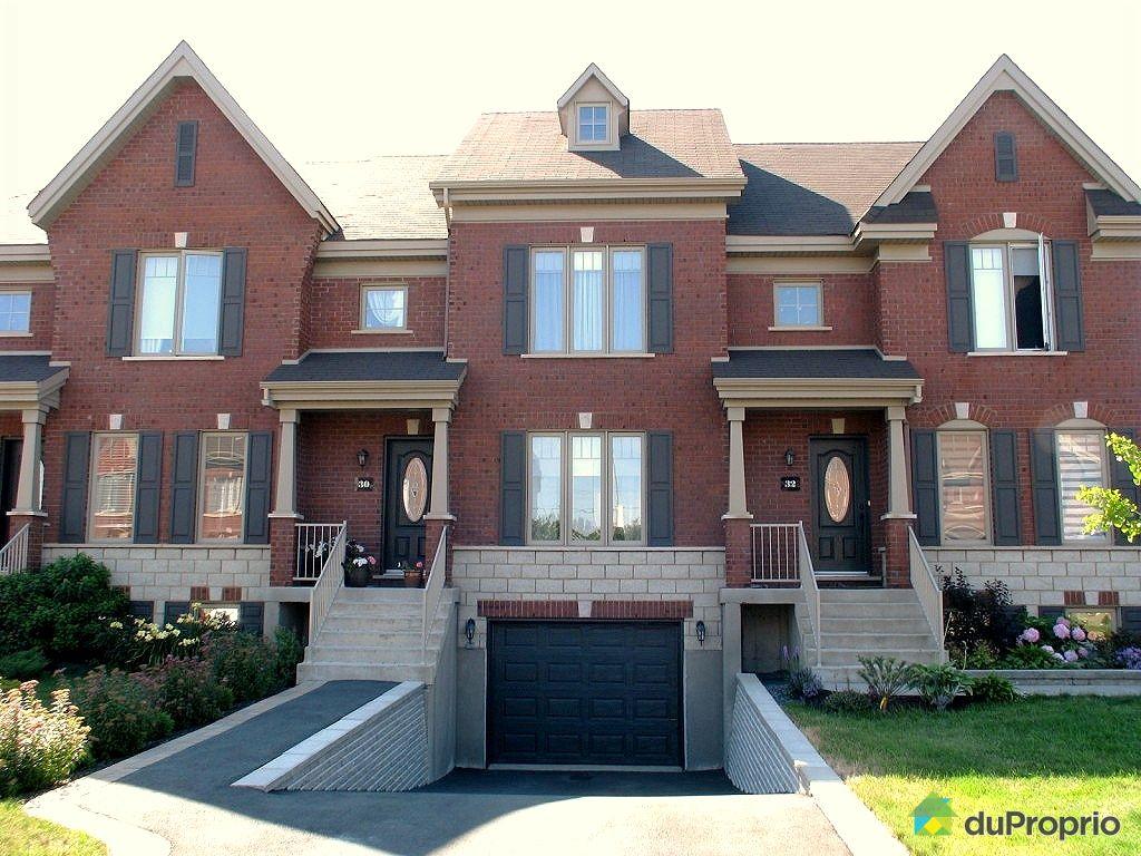 Maison vendu candiac immobilier qu bec duproprio 348075 - Combien coute une facade de maison ...