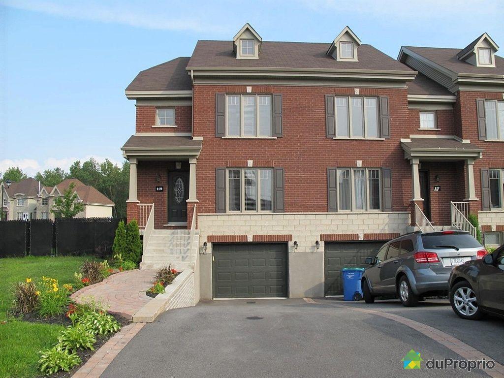 Maison vendu candiac immobilier qu bec duproprio 437648 for Maison moderne a vendre candiac