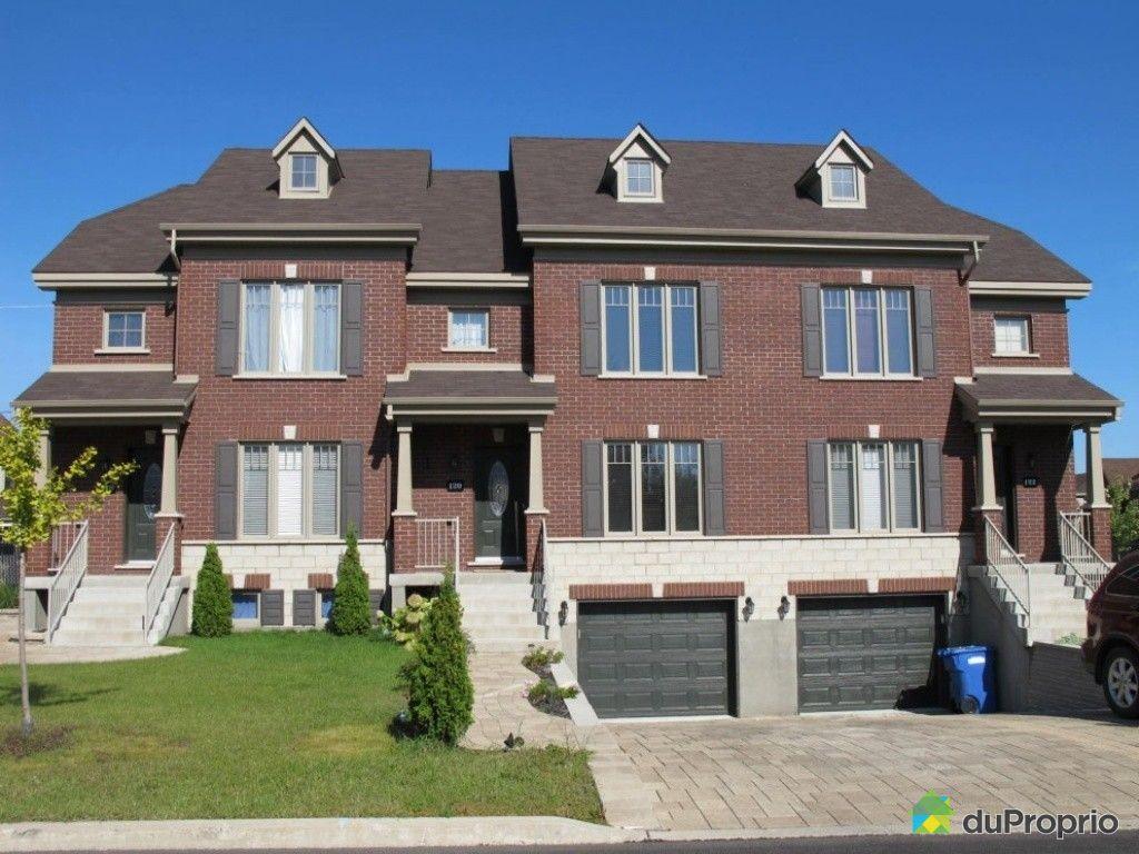 Maison vendu candiac immobilier qu bec duproprio 459753 for Maison moderne a vendre candiac