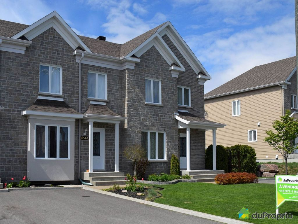 Maison vendu charlesbourg immobilier qu bec duproprio 486404 - Combien coute une facade de maison ...