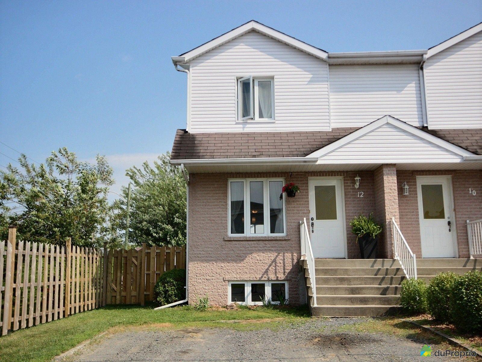 maison vendu drummondville immobilier qu bec duproprio 398523
