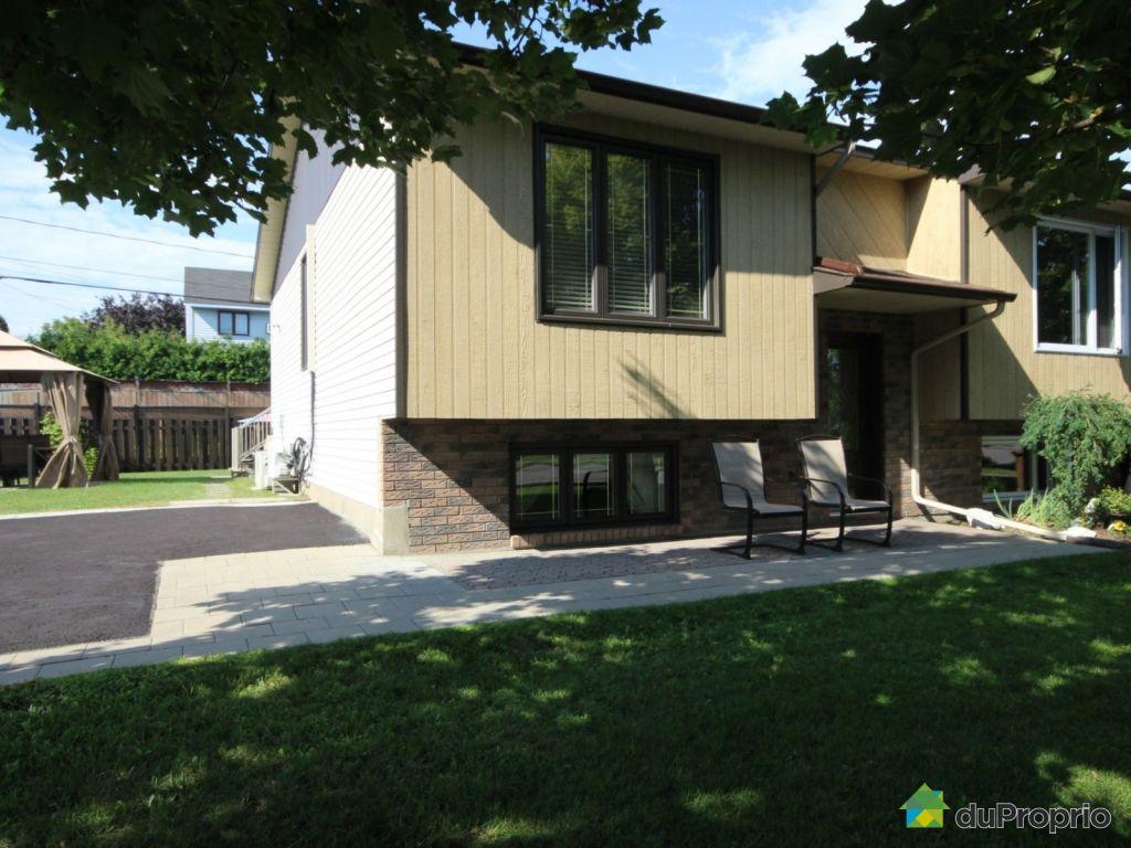Maison vendre gatineau 5 rue de tracy immobilier for Piscine gatineau