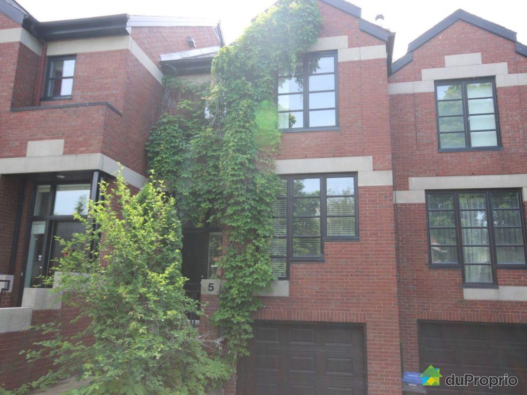 Maison vendu montr al immobilier qu bec duproprio 516217 - Combien coute une facade de maison ...