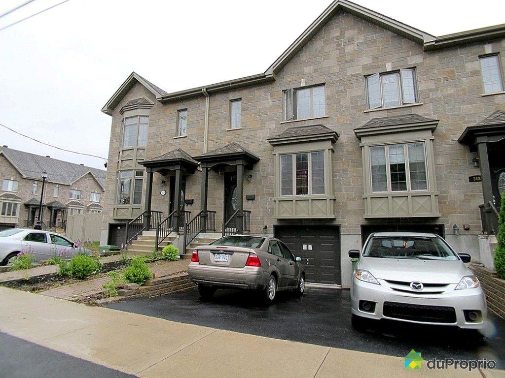maison vendre montr al 364 avenue mile pominville. Black Bedroom Furniture Sets. Home Design Ideas