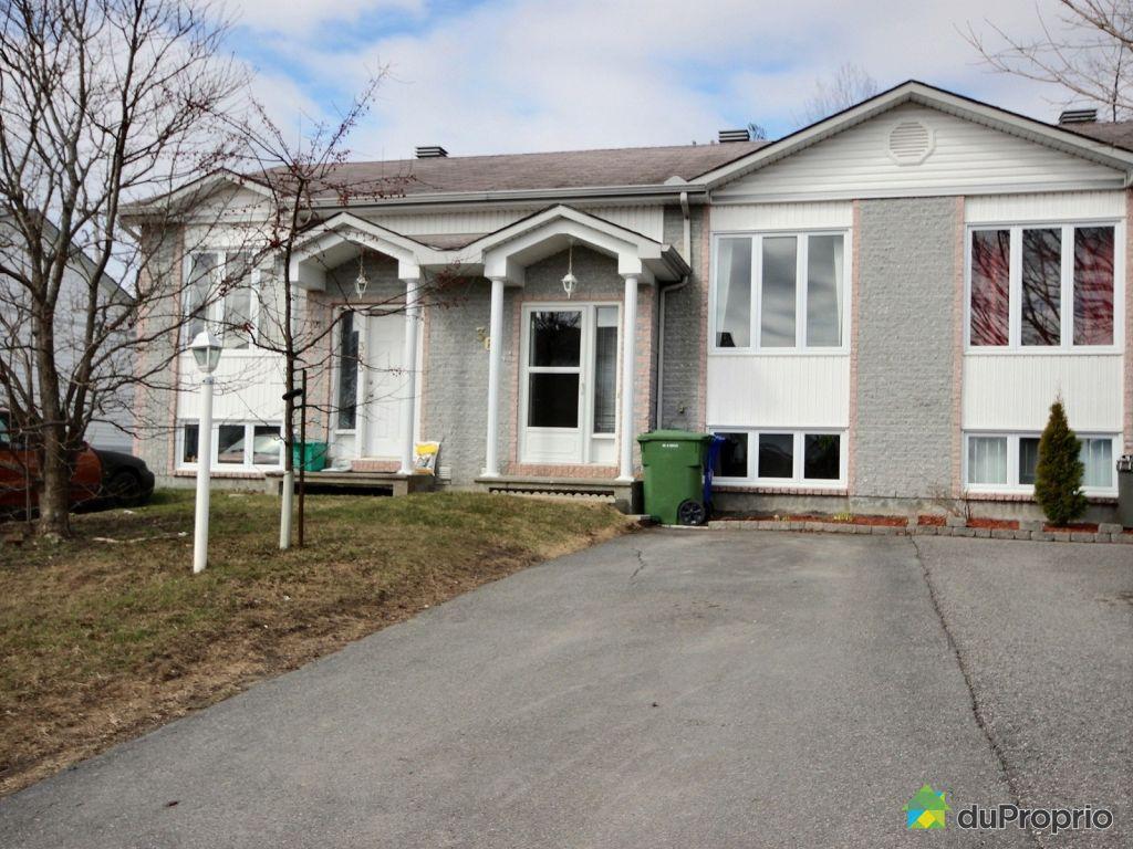 Maison vendu masson angers immobilier qu bec duproprio - Loft angers a vendre ...