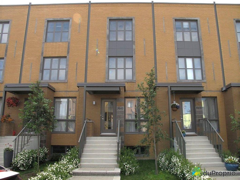 Maison vendu montr al immobilier qu bec duproprio 258598 for Acheter maison montreal canada