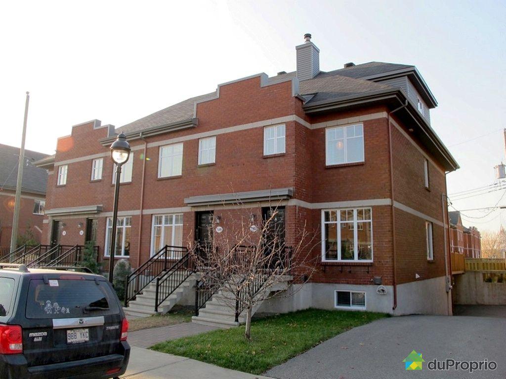 Maison vendu montr al immobilier qu bec duproprio 381150 for Piscine hochelaga